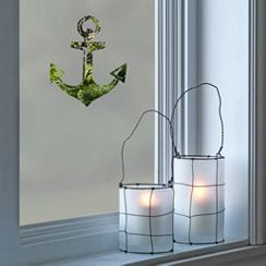 Bathroom Window Film
