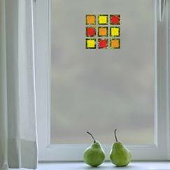 Window Film Colour Splash