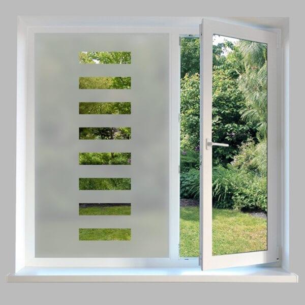 Contemporary Window Film Bars