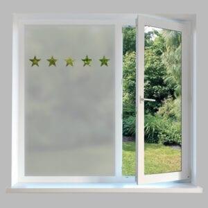 Contemporary Window Film Stars
