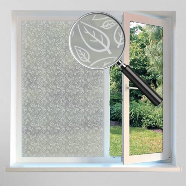 patterned window film