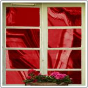 Red Reflective Mirror Window Film