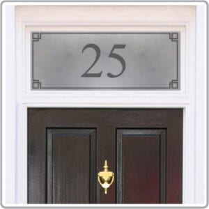 House Number - T7