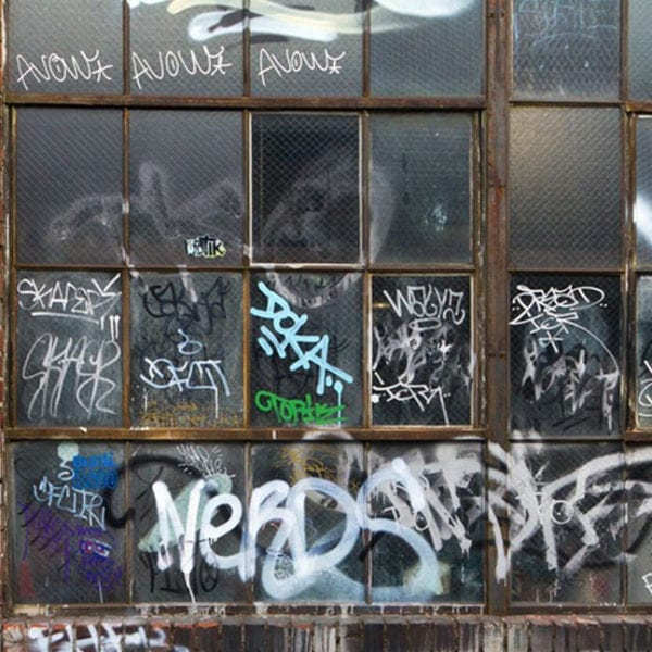 Anti Graffiti Window Film