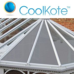 Conservatory Window Film Coolkote