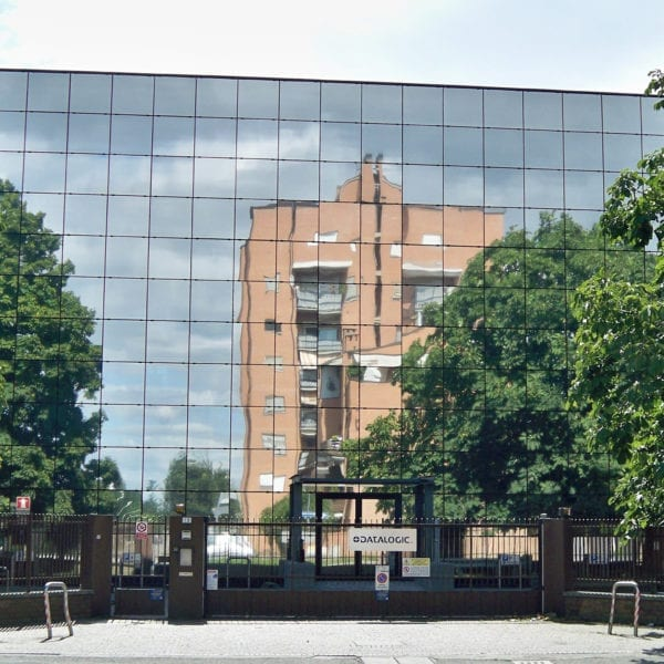 External Silver Reflective Mirror Window Film