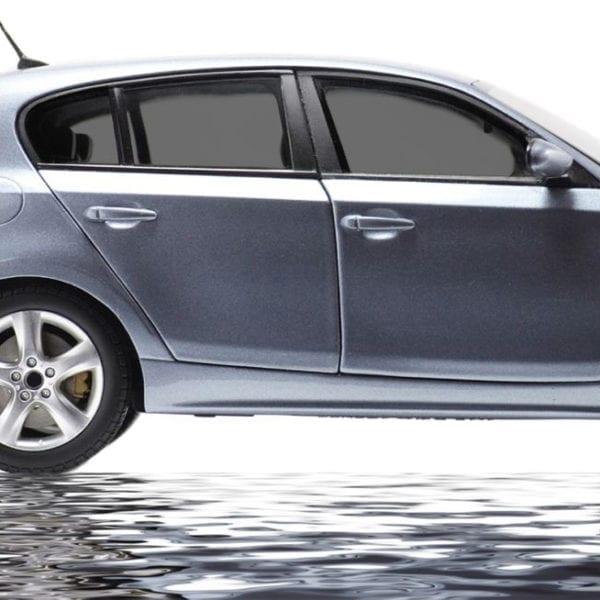 Premium 35% Medium Charcoal Car Window Tint