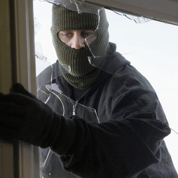 Security Window Film 200 Micron