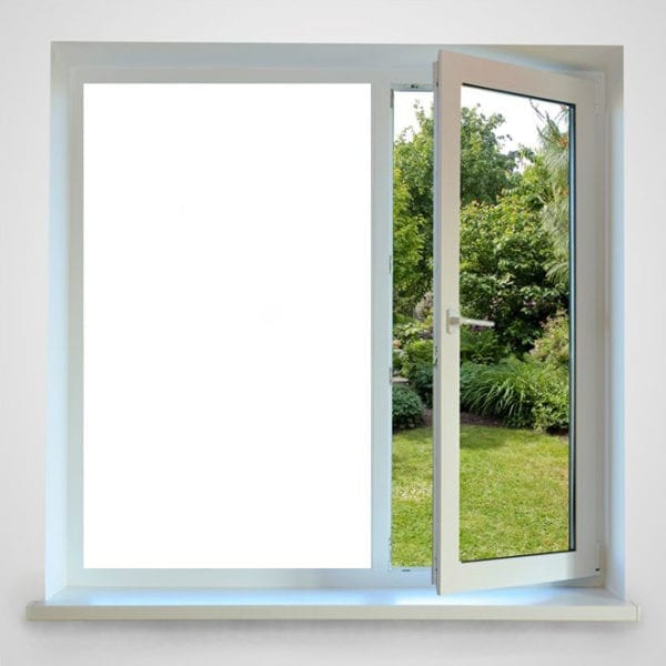 Whiteout Privacy Window Film