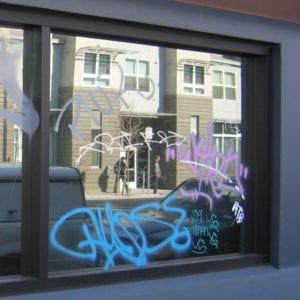 anti graffiti window film 2