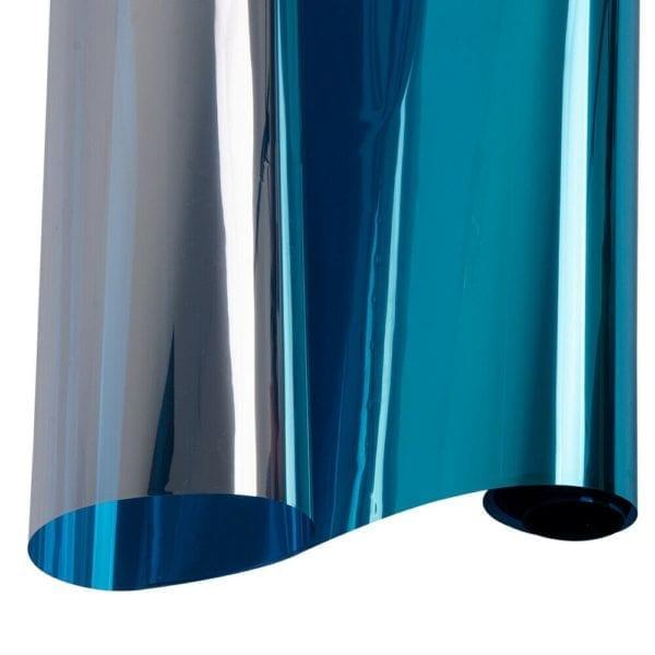 blue reflective window film 1