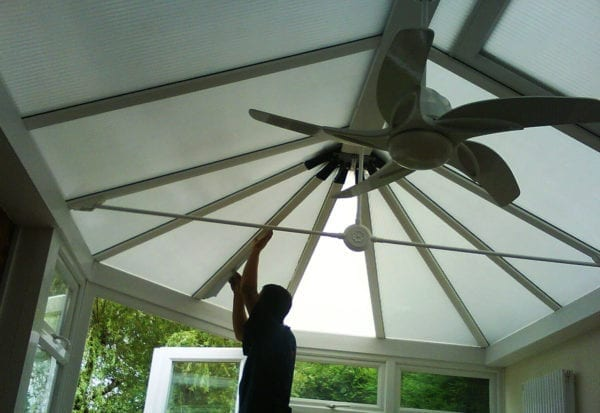 Conservatory Roof Window Film Coolkote