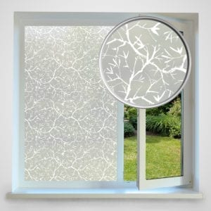 branch privacy window film