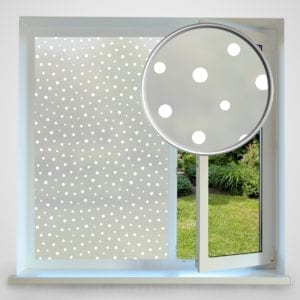 Dot privacy window film