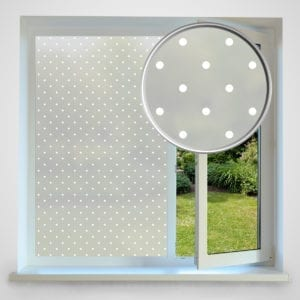 dots privacy window film