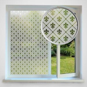 fleur-de-lis-privacy-window-film-c