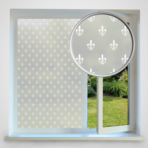 flordely privacy window film