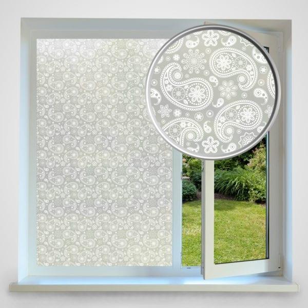 Genoa privacy window film