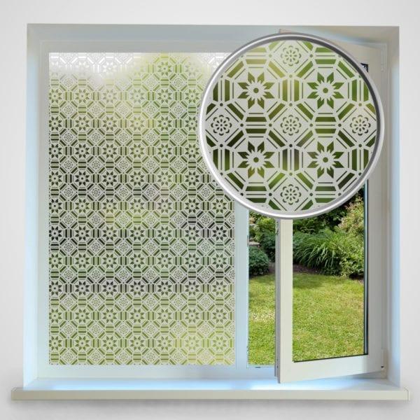 Livorno privacy window film