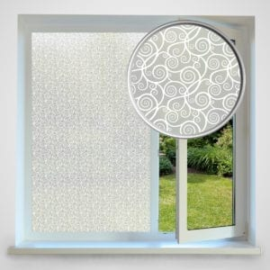 Milan privacy window film
