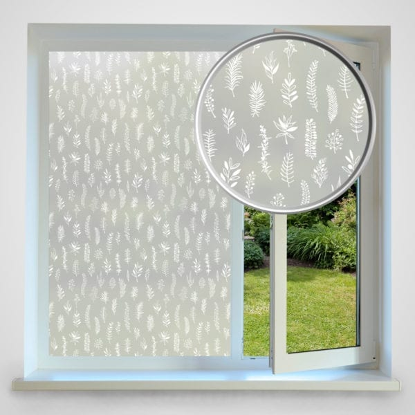 Rowan privacy window film