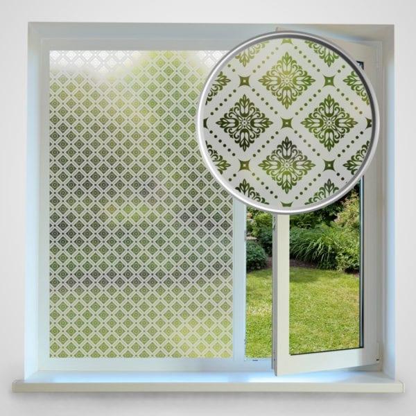 Salerno Privacy Window Film