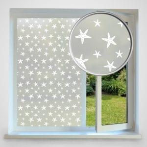 Starfish privacy window film