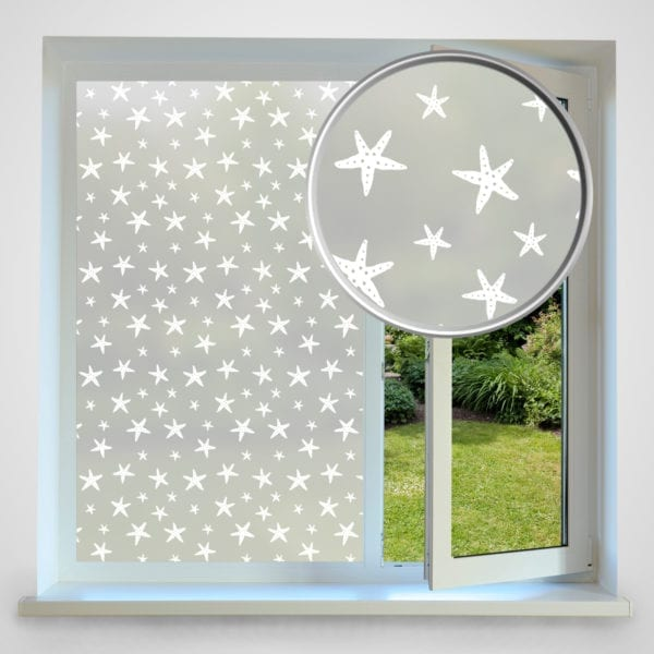 Starfish privacy window film