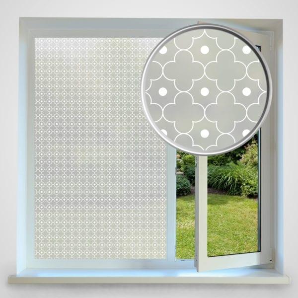 Trento privacy window film