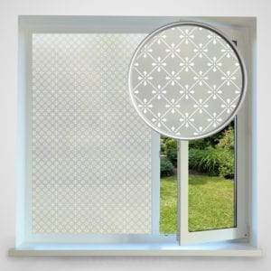 Venice privacy window film