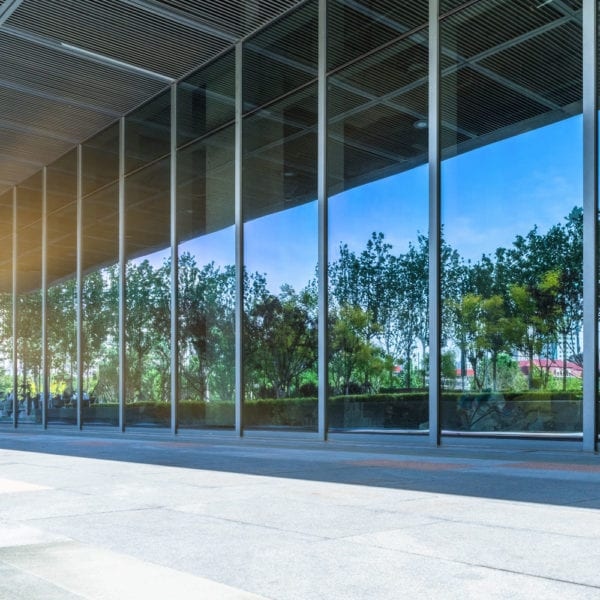 High Performance One Way Vision Reflective Window Film