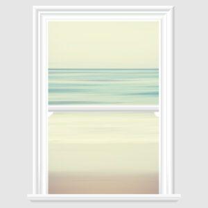 Seascape Decorative Window Film