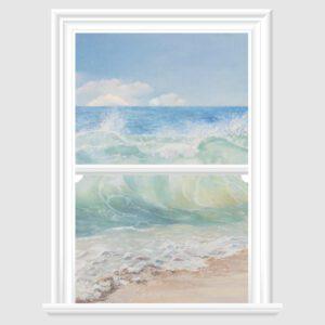Waves Decorative Window Film