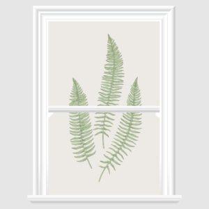 Fern Decorative Window Film
